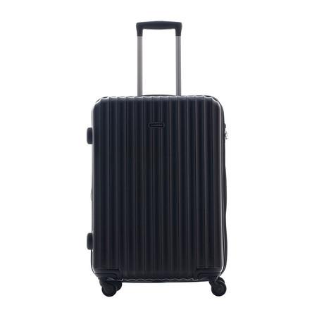 Caggioni Basic Luggage 60008 24 นิ้ว สีดำ