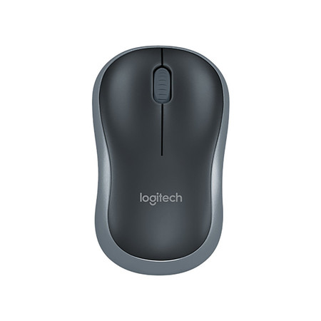 Logitech Wireless Mouse M185 Black