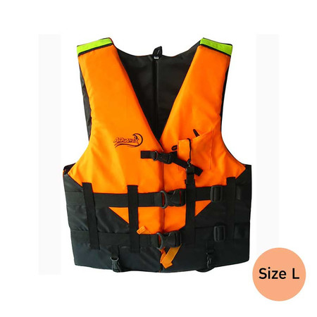 Thai Sports Life Jacket Aquanox Orange Size L