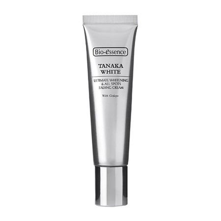 Bio essence Tanaka White Ultimate All Spot Fading Cream 25 ก.