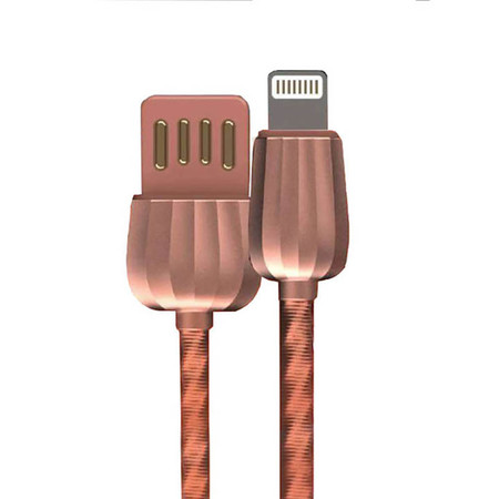 Eloop Charger Cable Lightning S41 Pink