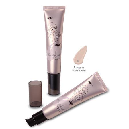 MTI Joy One For all CC Cream SPF 30 PA+++ 35 ก. #ผิวขาวอมชมพู