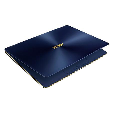 Asus Notebook ASU-UX370UA-C4118T Royal Blue & Concentric Circle