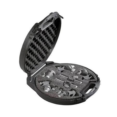 Wharfedale Drum Microphone Package ไมค์กลองชุด 7 ชิ้น KMD-7 BLACK Black