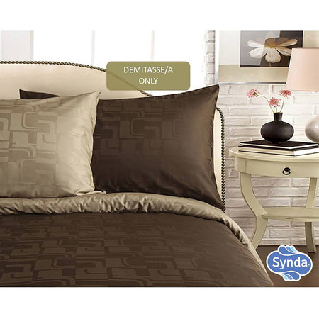 Synda ผ้าปูรัดมุม DEMITASSE/A Size 6 ฟุต