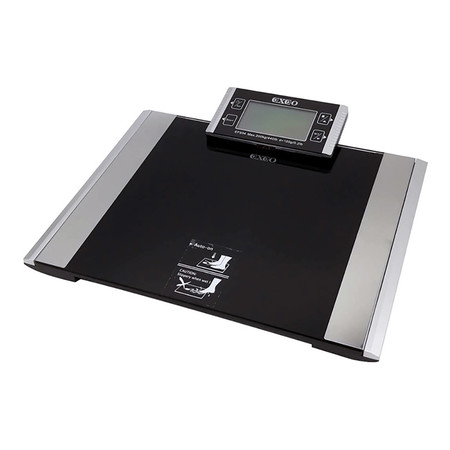 Thai Sports EXEO Weight Scale Digital Display Model EF934 Grey-Black