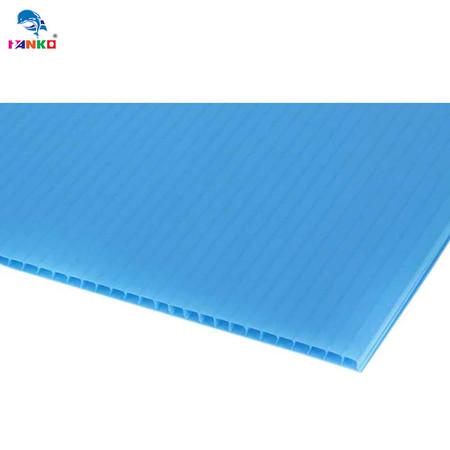 PANKO แผ่นฟิวเจอร์บอร์ด 65 x 49 ซม. หนา 2 มม. สีฟ้าอ่อน