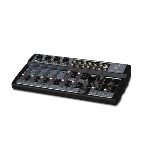 Wharfedale เครื่องมิกเซอร์ Connect 1202USB/FX BLACK Black