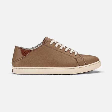 Olukai รองเท้าผู้ชาย 10383-3420 M-KAHU 'EONO TAN /TAPA 12 US