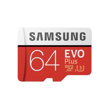Samsung MicroSD 64GB MB-MC64GA/APC