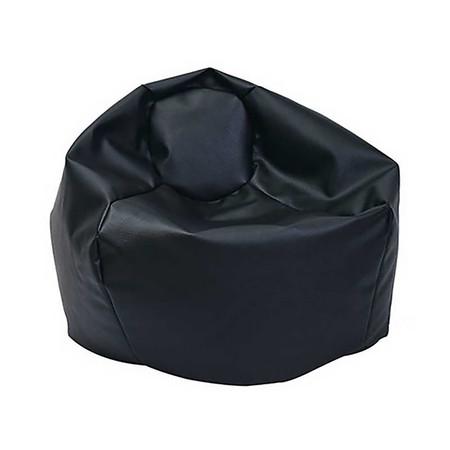 Your Style บีนแบ็กทรงกลมขนาด 50 ซม. Black