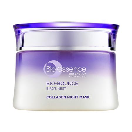 Bio essence Bio Bounce Collagen Night Mask 50 ก.