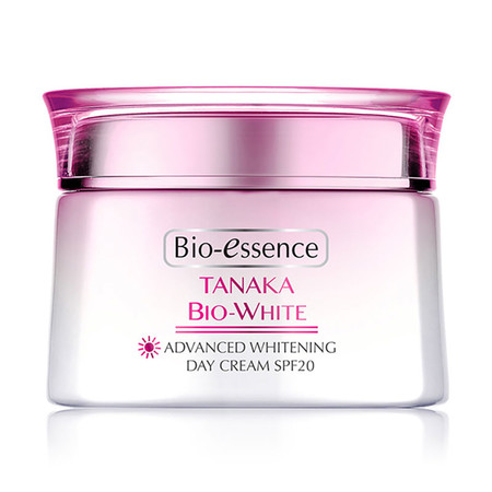 Bio essence Tanaka Bio White Advanced White Day Cream spf20 50 ก.