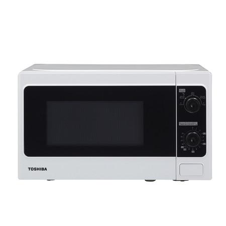 Toshiba ไมโครเวฟ 800 วัตต์ ความจุ 20 ลิตร รุ่น ER-SM20(W)TH