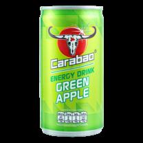คาราบาวกรีนแอปเปิ้ล แคน 180 มิลลิลิตร