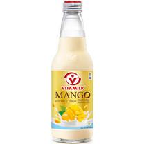 ไวตามิลค์ทูโก นมถั่วเหลือง มะม่วง ขวด 300 มิลลิลิตร
