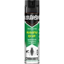 เชนไดร้ท์ ไร้กลิ่น สีเขียว กำจัดแมลงสาบ 600 มิลลิลิตร