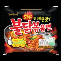 ซัมยังซอง ฮอตชิคเก้นราเมง สูตรเผ็ด 140 กรัม