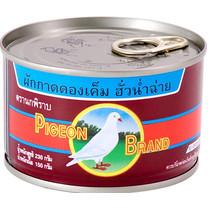 นกพิราบผักกาดดองฝาดึง 230 กรัม