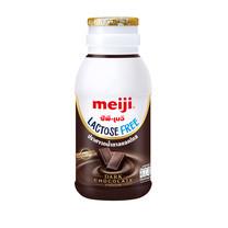 เมจิ นมสดพาสฯแลคโตสฟรี ดาร์กช็อกโกแลต 200 มิลลิลิตร