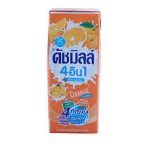 นมเปรี้ยว UHT ดัชมิลส้ม 180 มล.