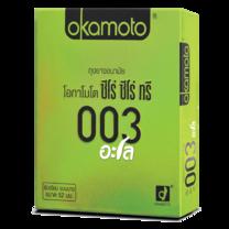 โอกาโมโตถุงยางอนามัย003อะโล 2.00 PCS.