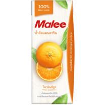 มาลีน้ำส้มแมนดาริน 100%