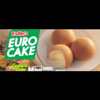ยูโร่คัสตาร์ดเค้ก 24 กรัม 6 ซอง
