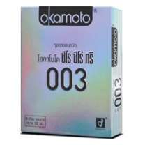 โอกาโมโตถุงยางอนามัย 003 2.00 PCS.
