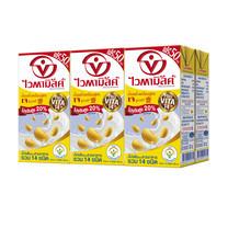ไวตามิลค์สูตรเจ นมถั่วเหลืองUHT 250 มิลลิลิตร (แพ็ก6)