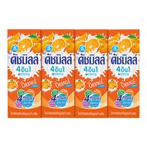 นมเปรี้ยวUHTดัชมิลส้ม(พ.4)180
