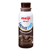 เมจิ นมสดพาสฯ แลคโตสฟรี ดาร์กช็อกโกแลต 450 มิลลิลิตร