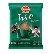 มอคโคน่าทรีโอกาแฟ 3in1 เอสเปรสโซ่ แพ็ก 24 ซอง