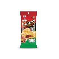 พัฟฟี่ คาลโซเน่ไส้ชิคเก้นสไลด์พิซซ่าซอสและชีส 80 กรัม