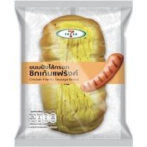 7 Fresh ขนมปังไส้กรอกชิกเก้นแฟร้งค์ 95 กรัม