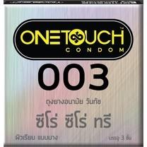 วันทัชถุงยางอนามัย 003 3.00 PCS.