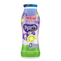 เมจิไพเกน นมเปรี้ยวอัญชันมะนาว 145 มิลลิลิตร