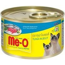 มีโออาหารแมวเปียก ปลาทูน่า กระป๋อง 80G.