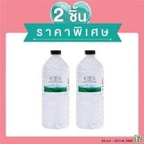 น้ำแร่เซเว่นซีเล็ค 1 ลิตร
