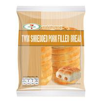 ขนมปังไส้หมูหยองคู่ 7-Fresh