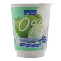 โยเกิร์ตดัชชี่ 0% ผสมวุ้นมะพร้าว 135 g.