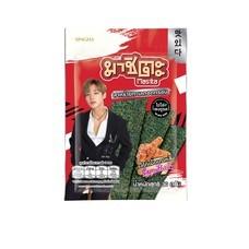 มาชิตะสาหร่ายทอดรสไก่เผ็ดเกาหลี 30 กรัม