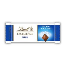 ลินด์เอ็กเซอร์แลนซ์ครีมมี่มิลค์ช็อกโกแลต 35 กรัม
