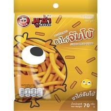 จัมโบ้ขนมปังกรอบขาไก่ มูซ่า 70 กรัม