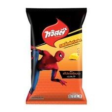 ทวิสตี้ Spiderman เอ็กซ์ตรีมชีส 95 กรัม