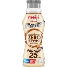 เมจิไฮโปรตีน นมสดพาสฯอัลมอนด์ ไม่เติมน้ำ 350 มิลลิลิตร