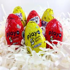 ชิ้กกี้ดักกี้ช็อกโกแลตไข่ 30 กรัม คละสี