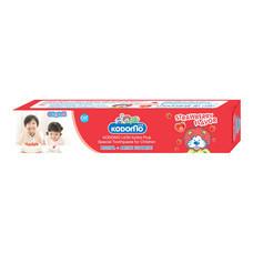 ยาสีฟันเด็กโคโดโมสตรอเบอร์รี่