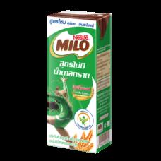 ไมโลUHT สูตรไม่เติมน้ำตาล เดี่ยว 180 มิลลิลิตร