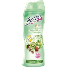 ครีมอาบน้ำบีไนซ์เขียว(กลาง)